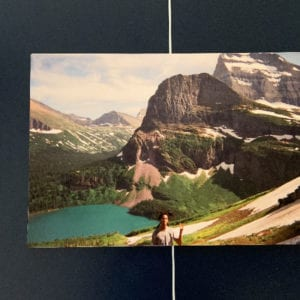 Grinnell Glacier Print - Conner Youngblood