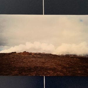 Smoke Wave Print - Conner Youngblood
